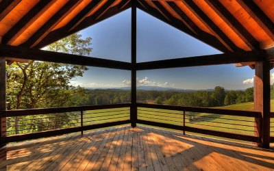 Mineral Bluff Single Family Home For Sale: 140 Gibbs Mountain Rd