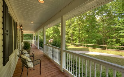 Ellijay Single Family Home For Sale: 241 Cartecay Trace