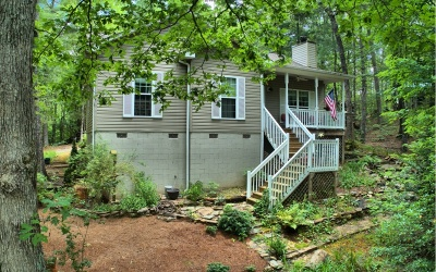 Blue Ridge Single Family Home For Sale: 638 Bear Paw Trail