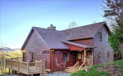 Mineral Bluff Single Family Home For Sale: 15 Kennebec Drive