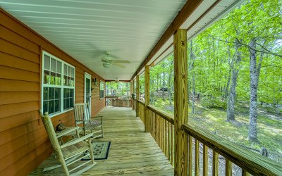 Blairsville Single Family Home For Sale: 244 Ivy Meadow Ln