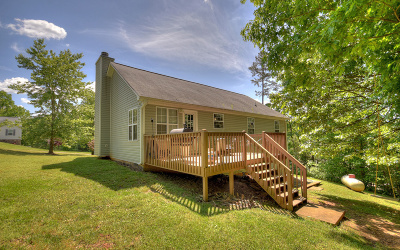 Ellijay Single Family Home For Sale: 56 Juniper