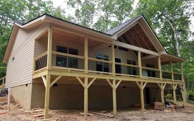 Blairsville Single Family Home For Sale: 200 Renegade Ridge Road