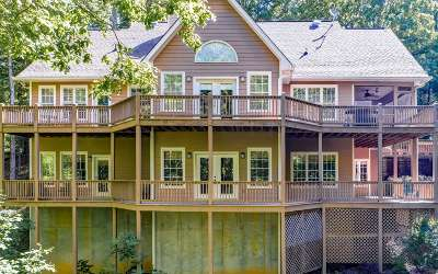 Pickens County Single Family Home For Sale: 77 Coffee Mill Run