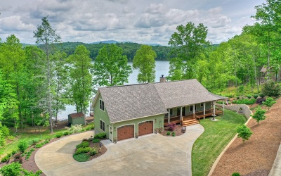 Blairsville Single Family Home For Sale: 37 Hunter Lane