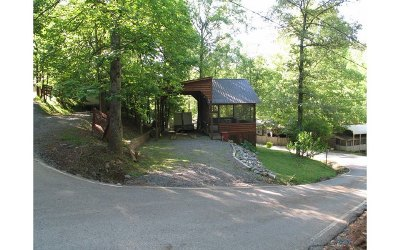 Ellijay Single Family Home For Sale: 18 Second St -Lot C-36