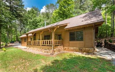 Blue Ridge Single Family Home For Sale: 4037 Lickskillett Road