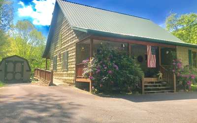 Topton Single Family Home For Sale: 234 High Water Trail