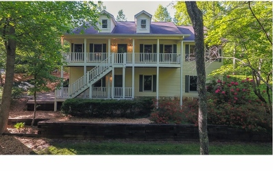 Ellijay Single Family Home For Sale: 531 Riverbottom Road