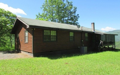 Hiawassee Single Family Home For Sale: 644 Hickory Hill