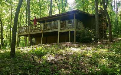 Ellijay Single Family Home For Sale: 1564 Rackley Road