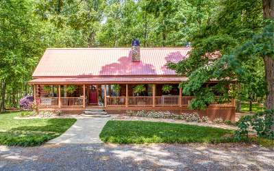 Pickens County Single Family Home For Sale: 711 Cape Trail