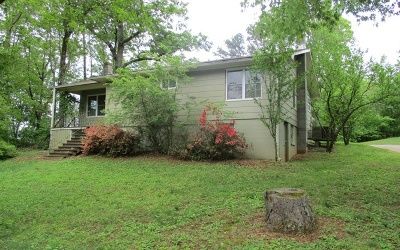 Hiawassee Single Family Home For Sale: 5616 Us Highway 76 East