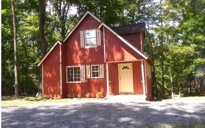 Ellijay GA Single Family Home For Sale: $159,900