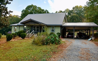 Gilmer County Single Family Home For Sale: 4183 Highway 52 E
