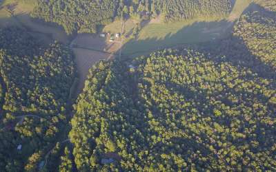 Ellijay Residential Lots & Land For Sale: 20ac Seth Hyatt Road