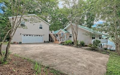 Hiawassee Single Family Home For Sale: 815 Beech Cove Road