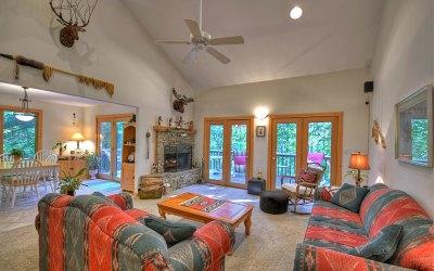 Ellijay Single Family Home For Sale: 303 Lookiba Lane