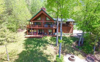 Blairsville Single Family Home For Sale: 145 Paradise Road