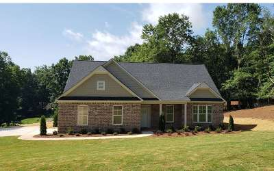 Habersham County Single Family Home For Sale: 307 Lakewood Cove Drive