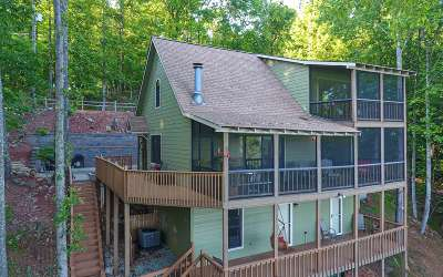 Ellijay Single Family Home For Sale: 32 Owltown Drive