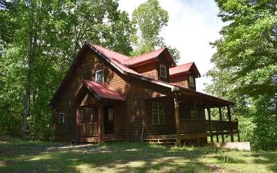 Hayesville Single Family Home For Sale: 241 Rebel Lane