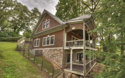 Blue Ridge Single Family Home For Sale: 71 Messer Loop