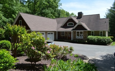 Hayesville Single Family Home For Sale: 236 Spruce Cove Road