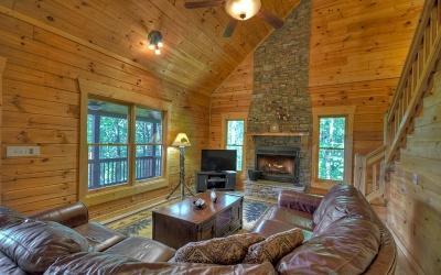 Fannin County Single Family Home For Sale: 39 Hideaway Ridge