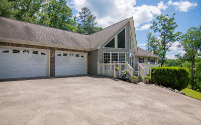 Ellijay Single Family Home For Sale: 217 Crabapple Lane