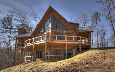 Mineral Bluff Single Family Home For Sale: 260 Whippoorwill Walk Rd