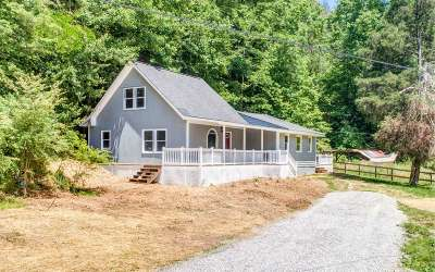 Gilmer County Single Family Home For Sale: 113 Depot Lane