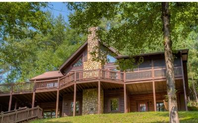 Single Family Home For Sale: 691 Walker Ridge