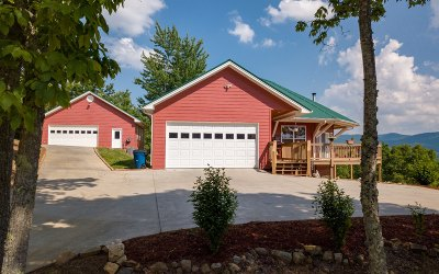 Blairsville Single Family Home For Sale: 32 Hawks View Ct