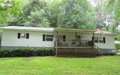 Gilmer County Single Family Home For Sale: 2801 Sunlight Road