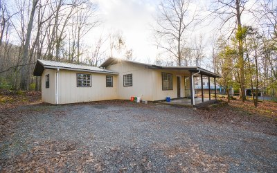 Blairsville Single Family Home For Sale: 11 Hamilton Circle