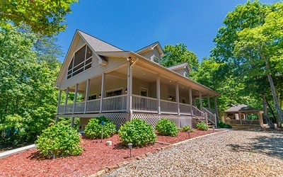 Blairsville Single Family Home For Sale: 62 W Whispering Pines