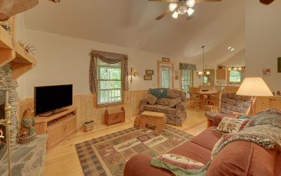 Blue Ridge Single Family Home For Sale: 28 Wood Lane