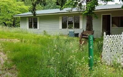 Union County Single Family Home For Sale: 314 J England