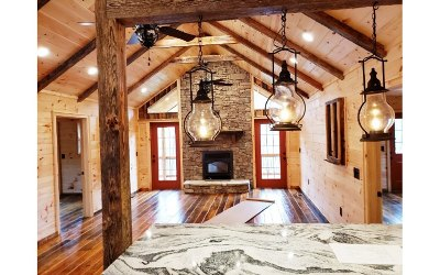 Cherokee County Single Family Home For Sale: 50 Solitude Ridge Lane