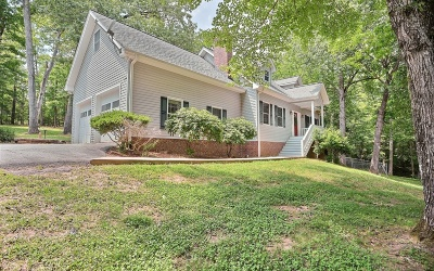 Blairsville Single Family Home For Sale: 797 Whispering Pines Rd