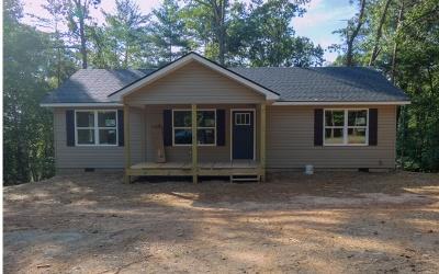 Ellijay Single Family Home For Sale: 268 Seneca Way