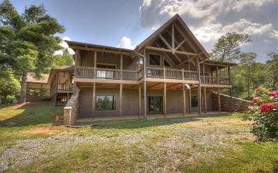 Blue Ridge Single Family Home For Sale: 15 Cider House Lane