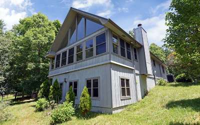 Blairsville Single Family Home For Sale: 97 Rothgeb Ridge Rd.