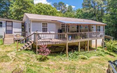 Jasper Single Family Home For Sale: 187 Refuge Valley Road