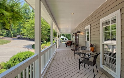 Union County Single Family Home For Sale: 1110 Rocky Top Rd