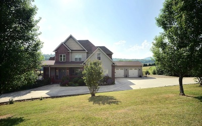 Union County Single Family Home For Sale: 80 Chimney Stone Rd