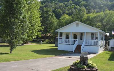 Hiawassee Single Family Home For Sale: 4112 Riverbank Run