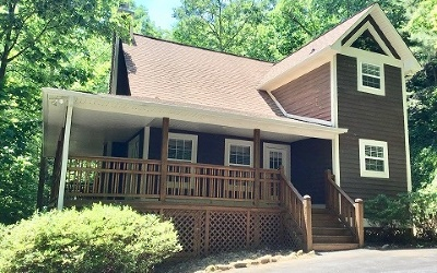 Hiawassee Single Family Home For Sale: 2102 Pooh Corner