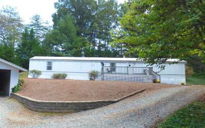 Blue Ridge Single Family Home For Sale: 660 Aska Road